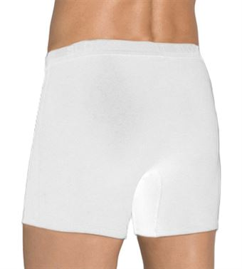Sloggi men Ever New Shorts Hvid Small