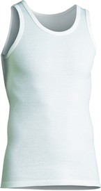 jbs Trade Tanktop Light 310 01 01 Hvid S-2XL