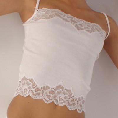 New Silhouette Cotton Camisole