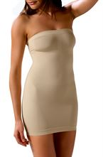 Control Body 810054G Strapless Shaping Dress Hud S/M - L/XL