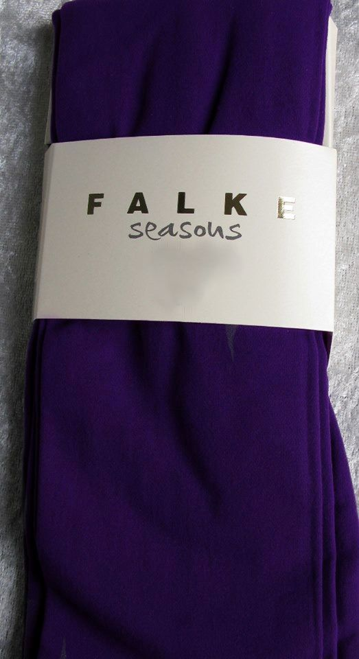 Falke 3/4 model legging i Grape