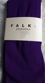 Falke 3/4 model legging i Grape