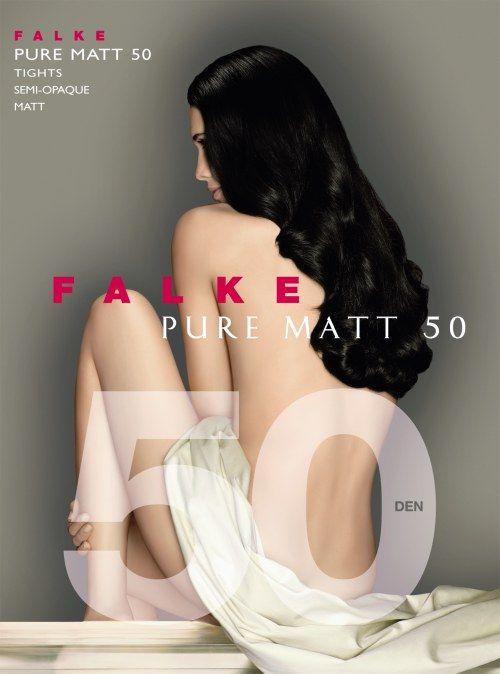 Falke PureMatt 50 den