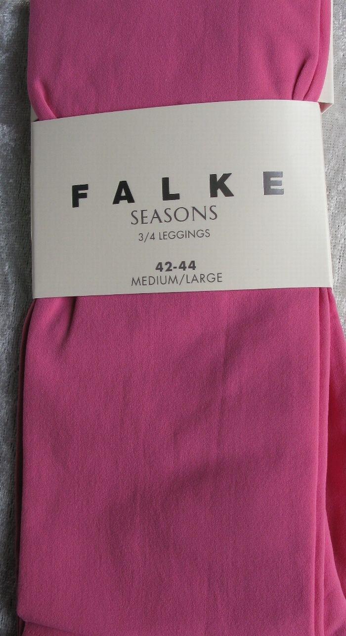 Falke 3/4 model legging i Pink