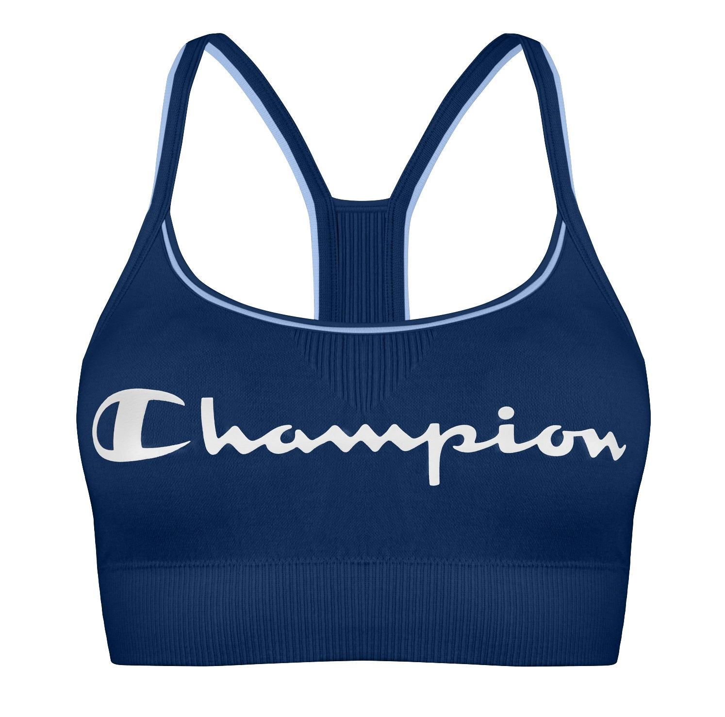 Champion Signature Crop Top Blå XS-XL